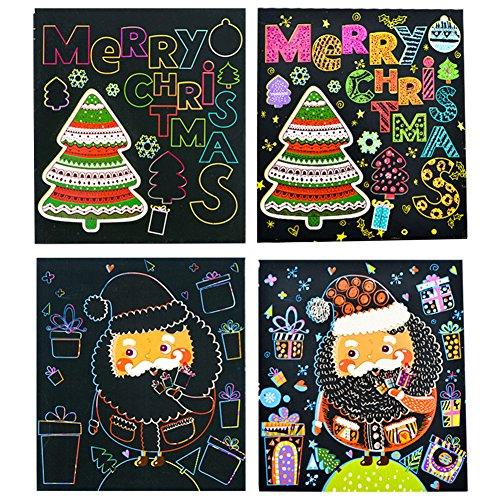 Regalo Navidad New Juguete De Dibujos Nos Pintura Domybest Hojas Diy 3LARq54cj
