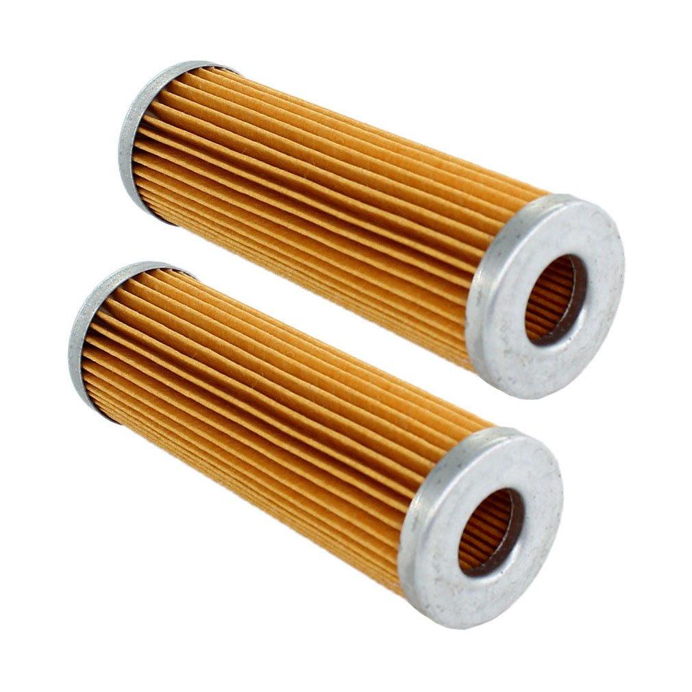 AISEN 2 Fuel Filter For Kubota 15231-43560 Jacobsen 550489 Woods 70666,  G4200, G5200, G6200, B1550, ...