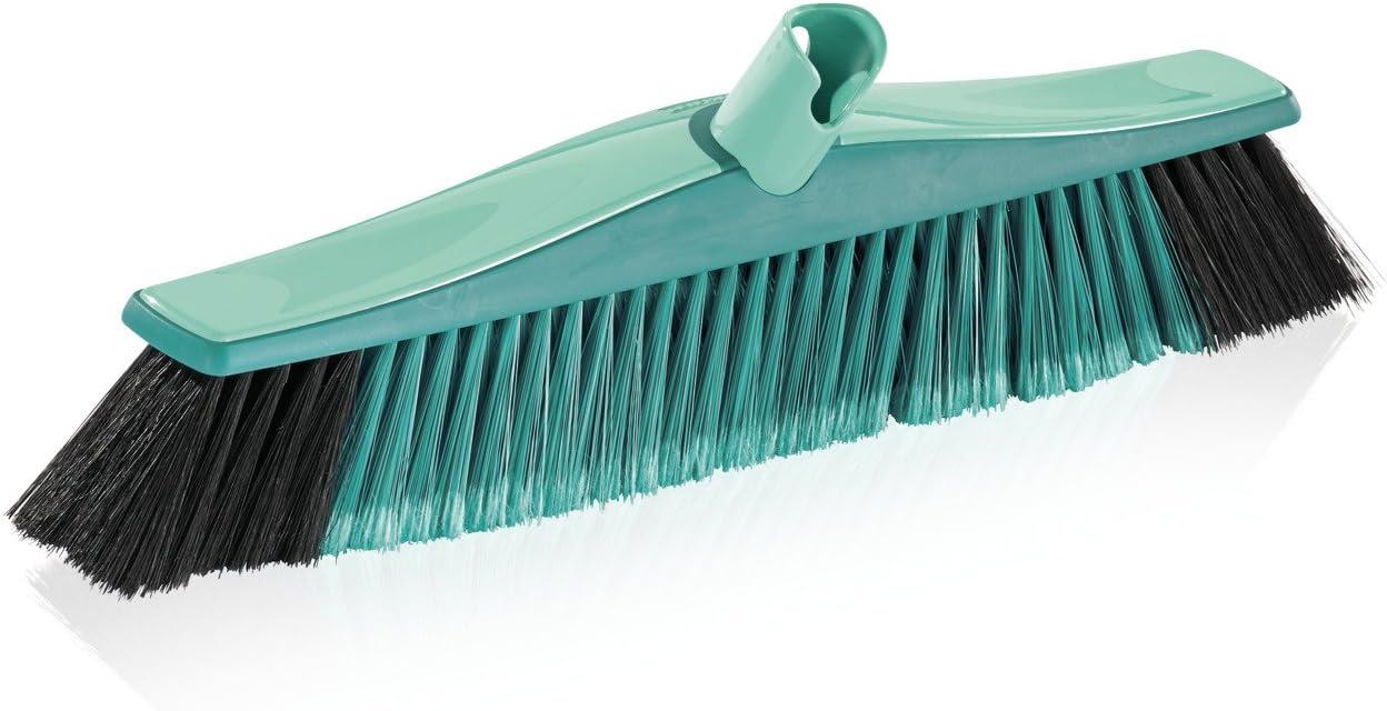 Leifheit 45004 Xtra Clean Plus Balai Multifonction Plastique Beige 32 x 9,5 x 15,5 cm