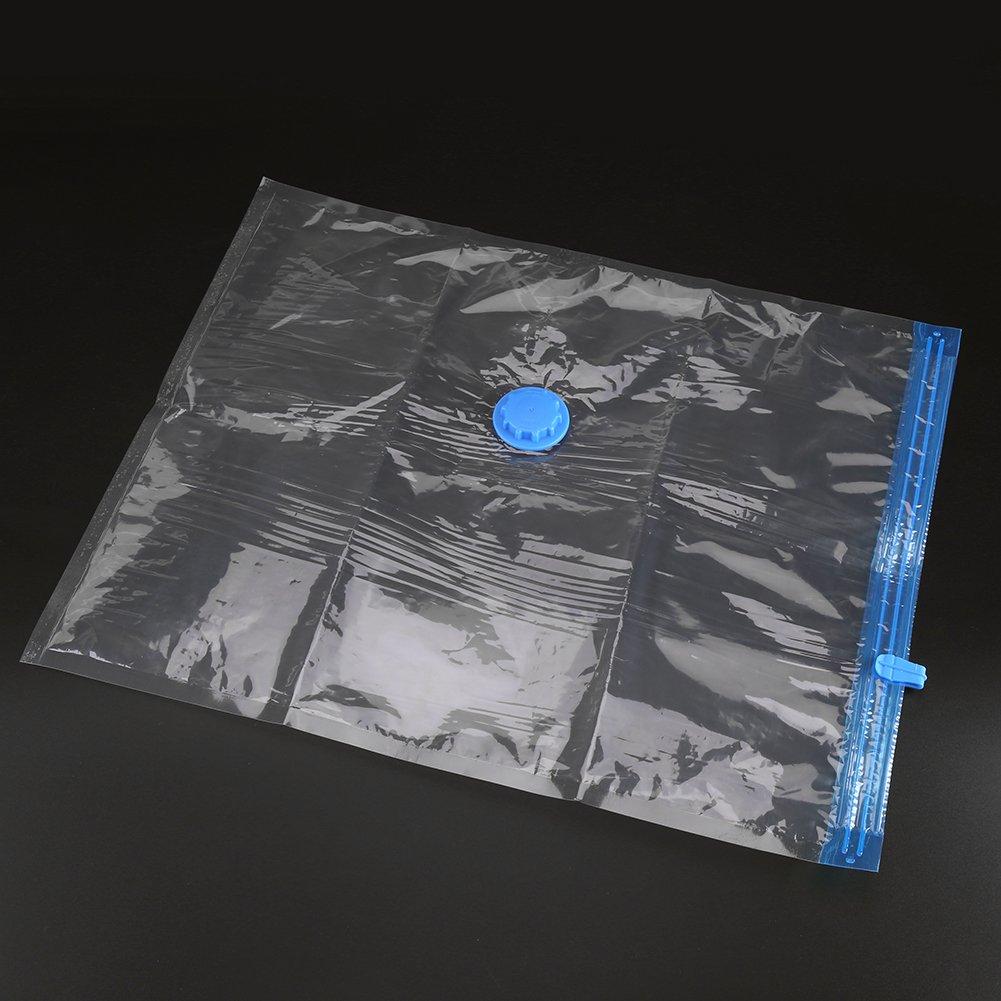 Space Saver Bags Bolsa de Almacenamiento de Aire de Extraccion Mantas /& Almohadas Bolsas Ahorradoras de Espacio 40*50cm Bolsas de Almacenaje al Vac/ío Bolsas de Compresi/ón de Viaje para Ropa Edredones
