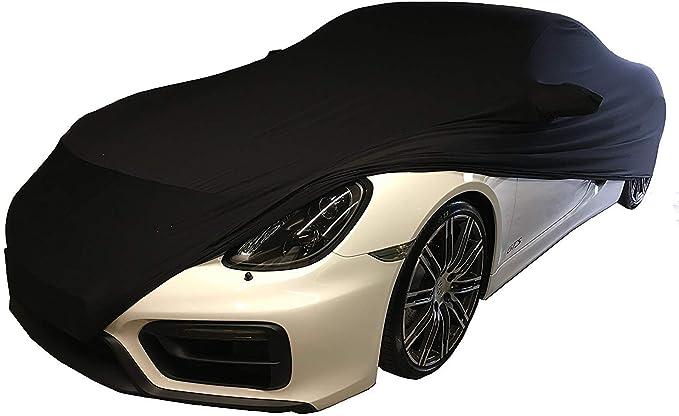 Llde Super Soft Indoor Car Cover Auto Schutz Hülle Für Porsche 911 992 991 997 Carrera 996 4s Gts Targa Turbo Abdeckung Stoff Schwarz Abdeckplane Schutzhülle Auto
