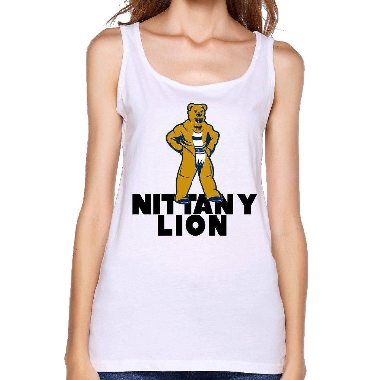 Women's Ncaa Penn State Nittany Lions PSU Teams Logo Tank Top-