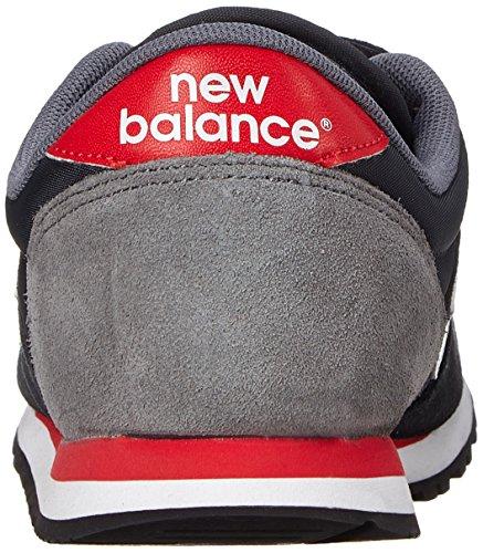 NEW BALANCE - Zapatilla para niños, Color: negro, Talla: 40