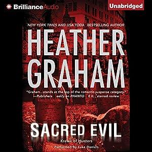 Sacred Evil Audiobook