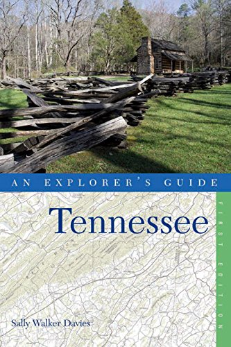 Explorers Guide Tennessee Complete product image