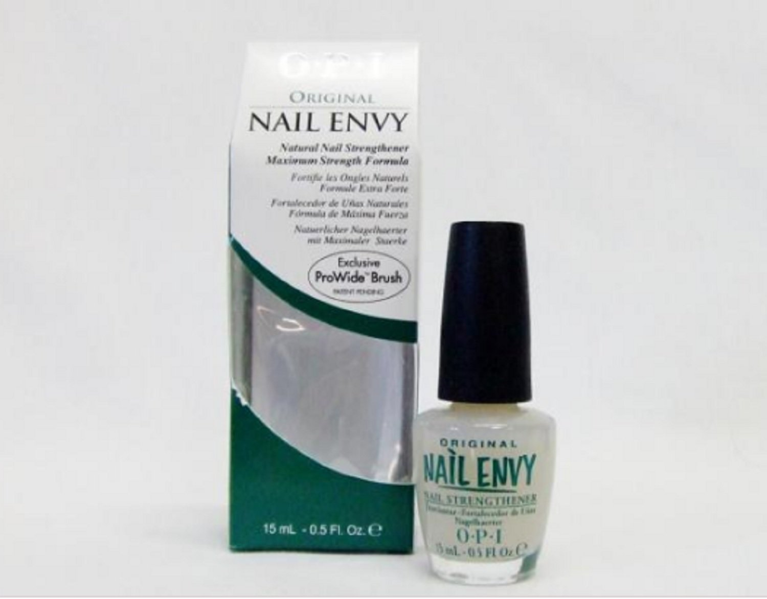 Amazon.com : Original Formula Nail Envy Nail Strengthener 15 ml 0.5 ...