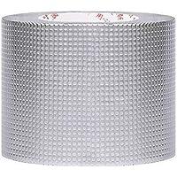 Bestine Butyl Rubber Tape, Super Waterdichte Tape Butyl Rubber Aluminiumfolie Tape voor Daklek, Oppervlakte Crack…