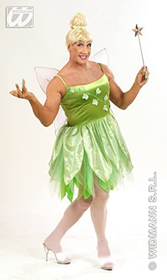 xL Forest Fairy Mens Costume Extra Large for Christmas Panto ...
