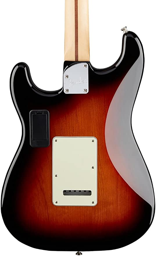Fender 0147300300 Deluxe Roadhouse Stratocaster Diapasón de palisandro, guitarra eléctrica Sunburst de 3 colores: Amazon.es: Instrumentos musicales