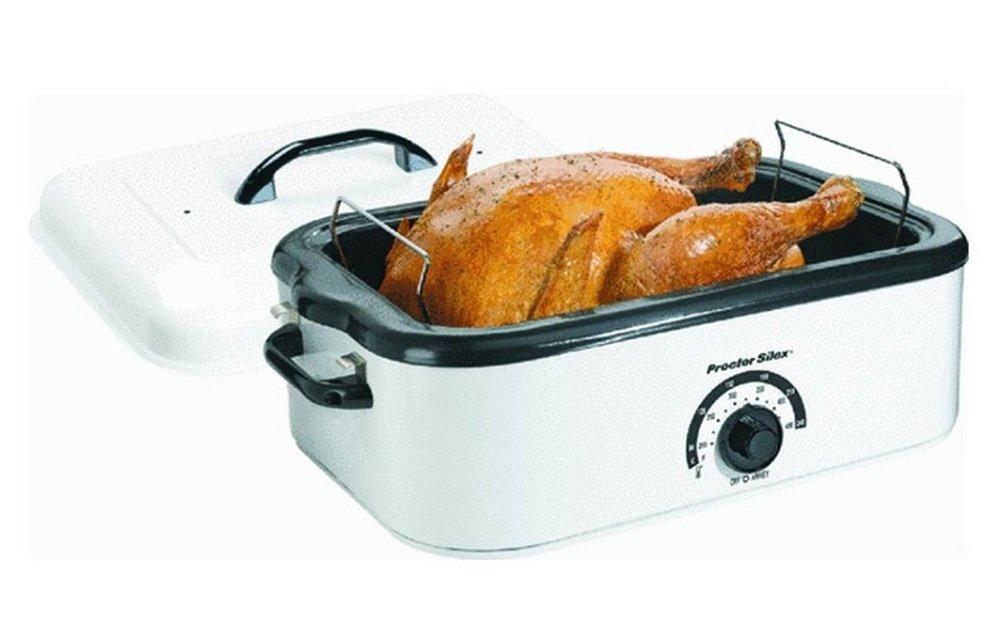 18-Quart Roaster Oven