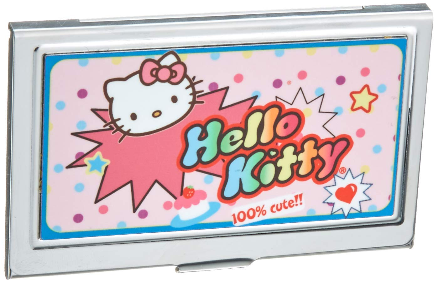 Buckle-Down Hello Kitty Business Card Holder (BCH-SM-HKL) Buckle-Down Pet Products