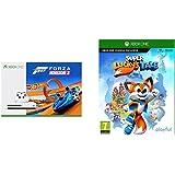 Xbox One S - Consola 500 GB + Forza Horizon 3 + Hot Wheels + Super Lucky's Tale