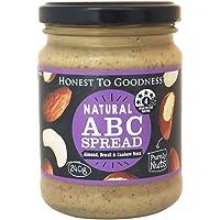 Honest to Goodness, ABC (Almond Brazil & Cashew Nut) Spread, 240g