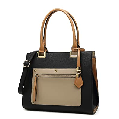 Womens Top Handle Satchel Handbags Ladies