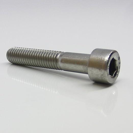 Zylinderschrauben mit Innensechskant M4 x 35 mm Gewindeschrauben Edelstahl A2 V2A- rostfrei 20 St/ück Eisenwaren2000 DIN 912 - Zylinderkopf Schrauben ISO 4762