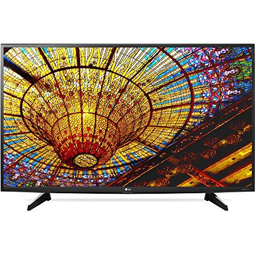 LG Electronics 43UH6100 43-Inch 4K Ultra HD Smart LED TV (2016 Model)