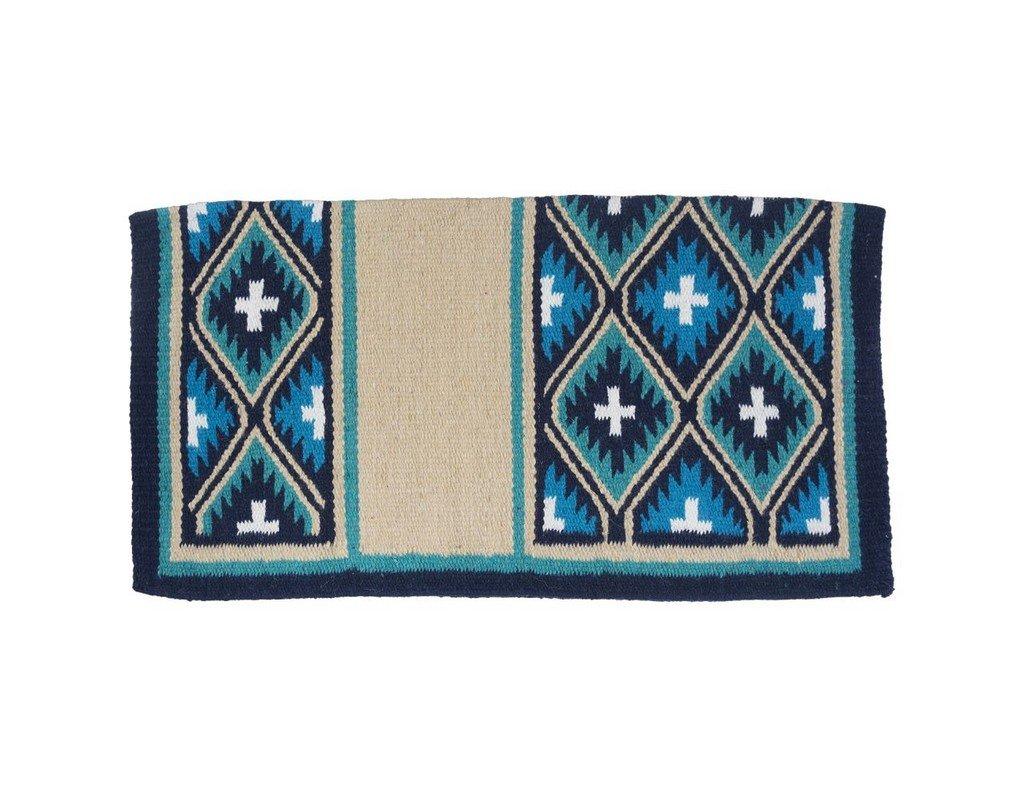 Tough 1 Sequoyah Wool Saddle Blanket Taupe