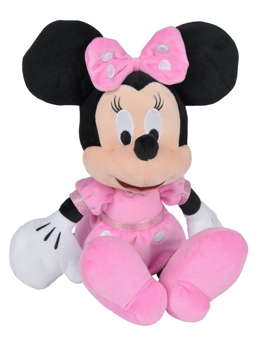 Simba 6315874847 - Disney Plüschfigur, Minnie, 35 cm Simba Toys