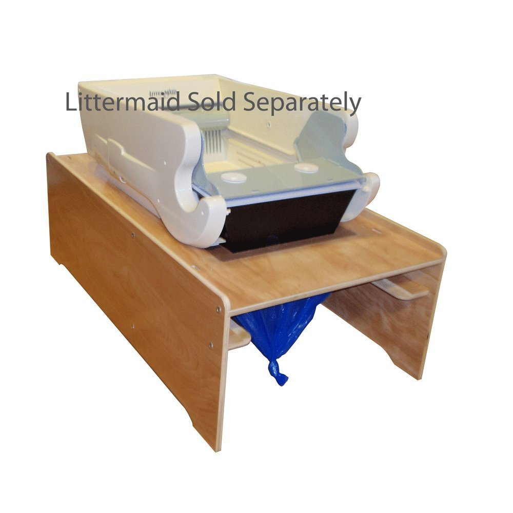 High-Capacity litter disposal system for Littermaid. Compatible with LM980 and all Elite models. by LitterWorks