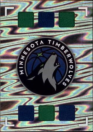 Amazon Com 2019 20 Panini Basketball Stickers 384 Timberwolves
