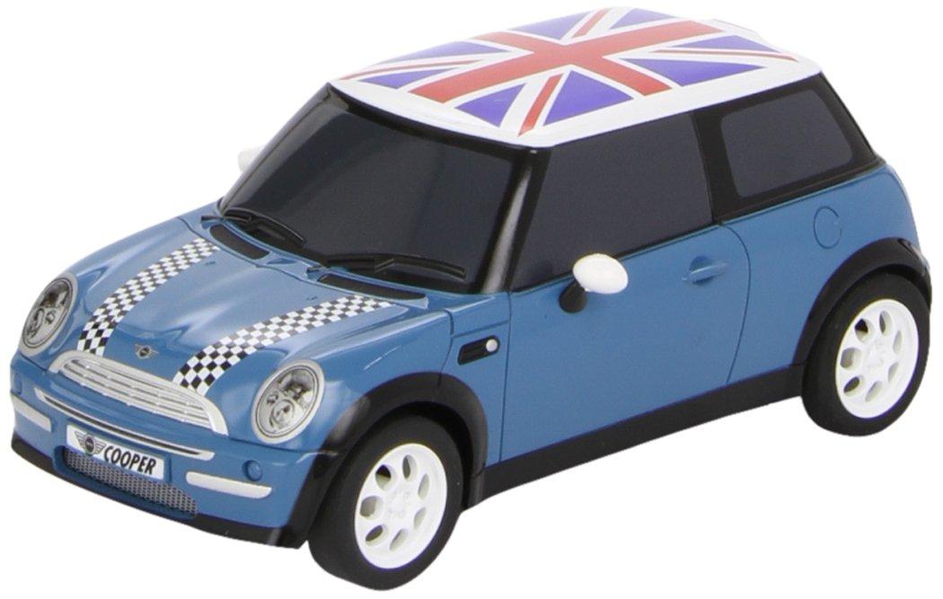 Super Slot - Coche BMR Mini Cooper (Hornby S2992)