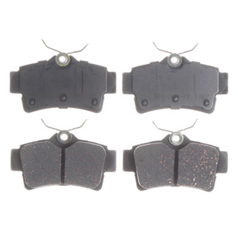 SSBC 1606271 Big Bite D627 Brake Pad Stainless Steel Brakes