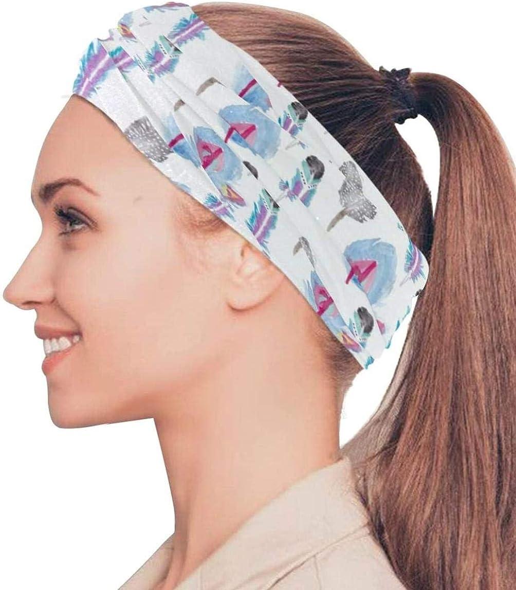 Bandana For Women Bohemia Seamless Balaclava Half Headwear Neck Gaiter Bandanas Head Windproof Sport Scarf