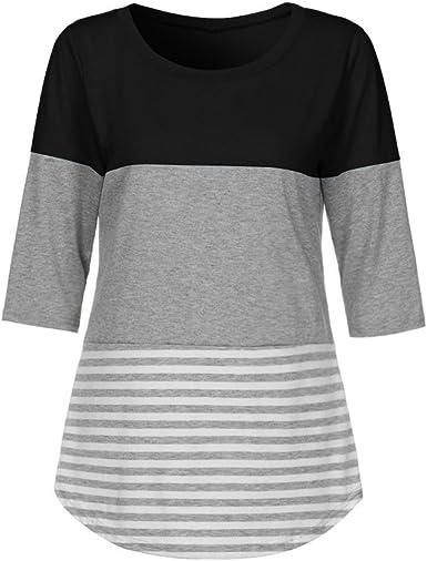 Sweatwater Men Lapel Fashion Button Down Summer Short Sleeve Print Shirts