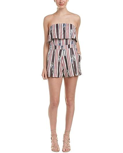 d189bd03934 Amazon.com  Dolce Vita Womens Nelson Romper  Clothing