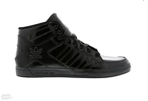 Adidas Uomo basket - triple nero uk 8: