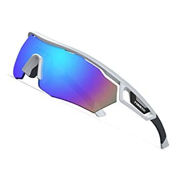 Amazon.com: Gafas de sol deportivas polarizadas con 3 lentes ...