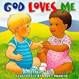 Rock-a-Bye God Loves Me Board Book, Daphna Flegal and Nancy Munger, 142670044X