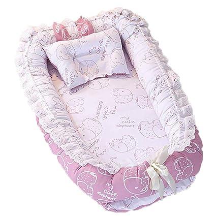 MX Kingdom - Cama plegable portátil para recién nacido con una ...
