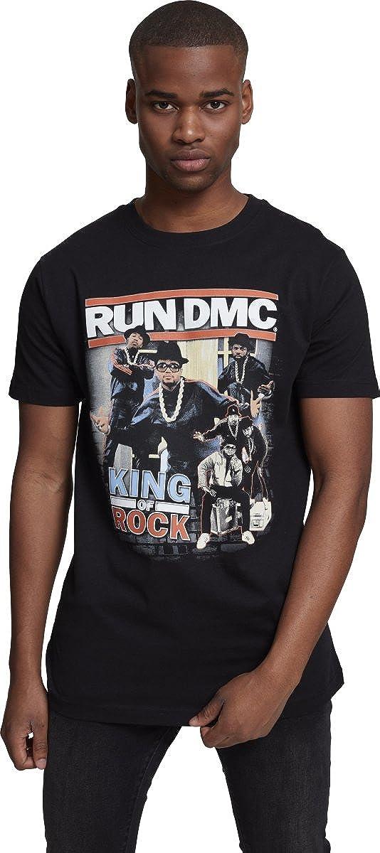 Mister Tee Men Hoodie Run DMC King of