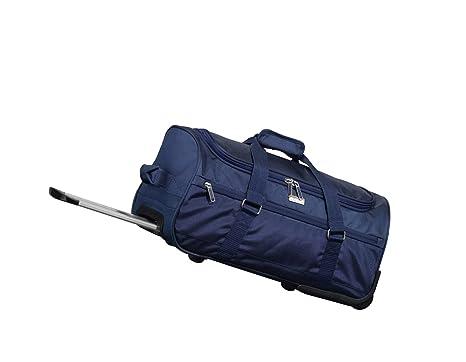 JUMP Toledo soft Bolsa de viaje con ruedas azul 52 cm ...
