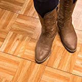 "IncStores Oak 12"" x 12"" Practice Dance Tiles"