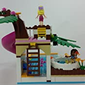 Lego Friends 41008 Heartlake City Pool Amazon Co Uk