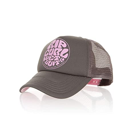 RIP CURL 2019 Womens Wetty Logo Trucker Cap Nine Iron GCADD1 ...