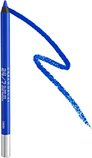 product image for Urban Decay 24/7 Glide-On Eyeliner Pencil, Chaos - Vibrant Cobalt Blue with Slight Floating Pearl & Matte Finish - Award-Winning, Waterproof Eyeliner - Long-Lasting, Intense Color