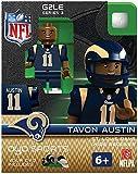 NFL St. Louis Rams Tavon Austin Gen 2 Mini Figure, Small