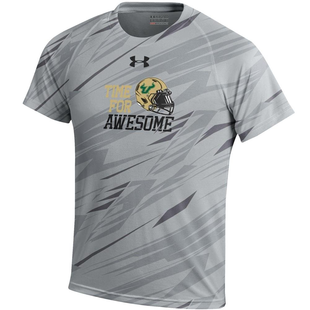 定番 Youth Tee Boy 's South Florida Armour USF Bulls Under Under Armour NuTech Tee YTH (18-20) B01FNF4NMM, ブランノワール:52a14f10 --- a0267596.xsph.ru
