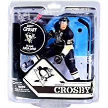 McFarlane's Sports Picks NHL Hockey 6 Inch Action Figure Series 32 - Sidney Crosby Black Jersey Exclusive (Pittsburgh Penguins)