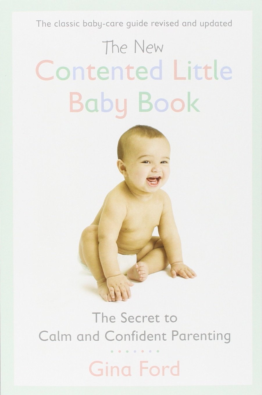 New Contented Little Baby Book product image
