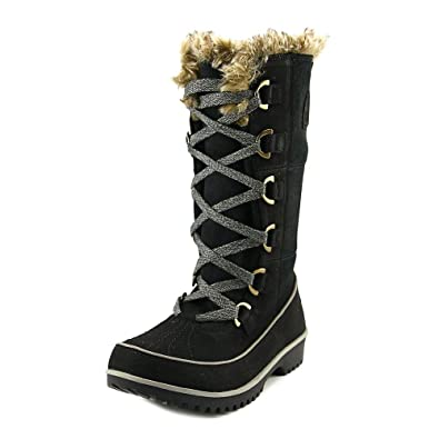 1fb195971b659 Sorel Women s Tivoli High Premium Black Boot