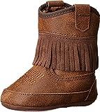 M&F Western Baby Girl's Bucker Annabelle (Infant/Toddler) Brown Boot 0 Infant M
