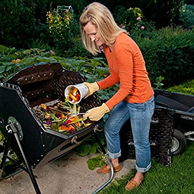 Lifetime 65 Gallon Composter 60028 by Lifetime Products