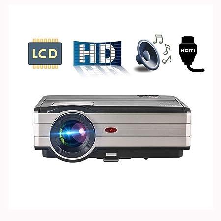 Ai LIFE Proyector Digital casero HD con Zoom 8200 lúmenes de ...