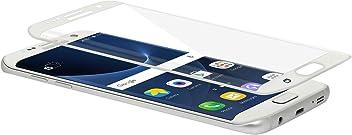 StilGut, pellicola protettiva ultraresistente in vetro temperato per Samsung Galaxy S7 edge. Pellicola vetro temperato curvo 3D per originale Samsung Galaxy S7 edge