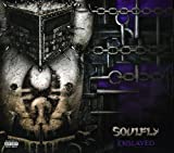 Enslaved [Special Edition] by Soulfly (2012-08-03)