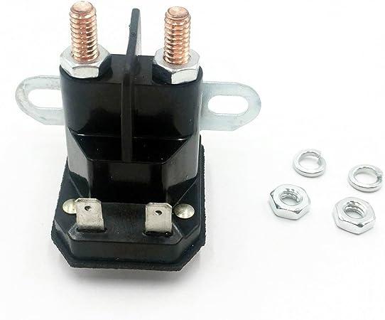 Starter Solenoid Replaces John Deere AM138068 L100 L110 L118 L111 L108 L105